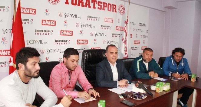 Spor Toto 2. Lig Kırmızı Grupta mücadele eden Tokatspor maça hazır