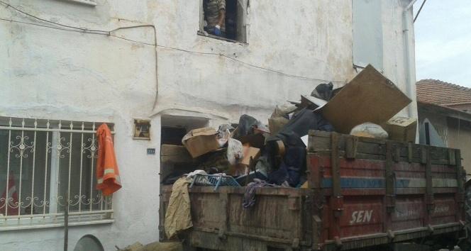 Bu da çöp ev operasyonu