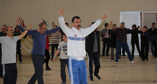 Denizli ücretsiz halk dansları kursları başladı