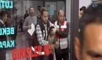 Metrobüs şoförüne saldıran zanlı adliyeye sevk edildi