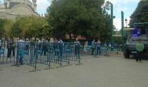 Gaziantep'e yönelik saldırı tehditlerine güvenlik tedbirleri arttırıldı