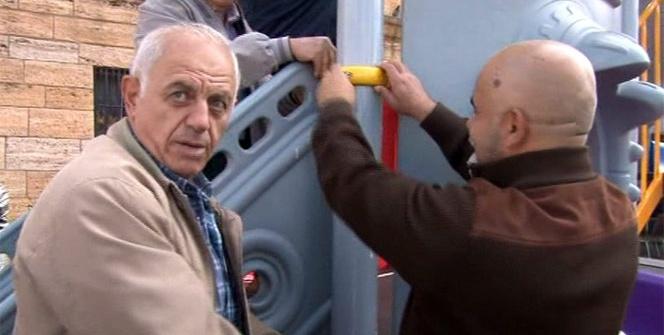 CHP'lilerden Anıtkabir'e yapılan oyun parkına tepki