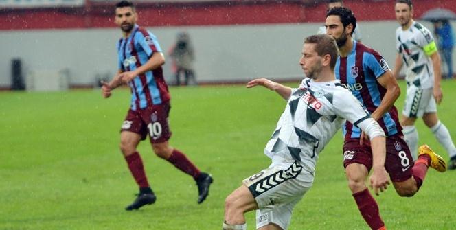 Trabzonspor son dakikada esti!