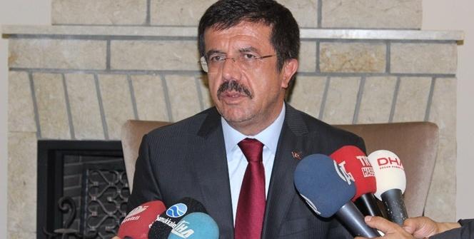 Bakan Zeybekçi: 'Türkiye toprakları iki devlete verilecekti'