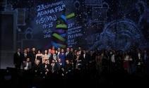 Adana Film Festivalinde muhteşem final..