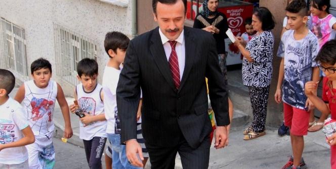 17 yıl önceki Erdoğan Kasımpaşa'da