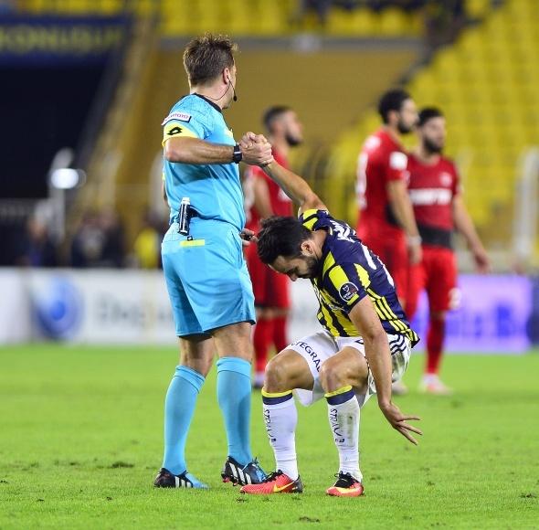 Fenerbahçe 2 Gaziantepspor 1 (Maç özeti)
