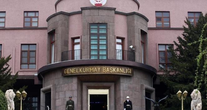 TSK: Bölücü Terör Örgütünün Öz Savunma Sorumlusu Selim Aybar yakalandı