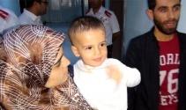 Suriyeli anne bebeğini hastanede unuttu