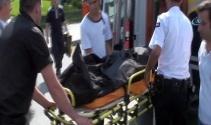 Metro istasyonunda intihar eden kadının cesedi raylardan çıkartıldı