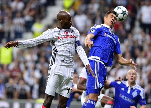 Beşiktaş 1-0 Dinamo Kiev