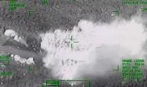 PKKnın bombalı aracı ATAK tarafından böyle vuruldu
