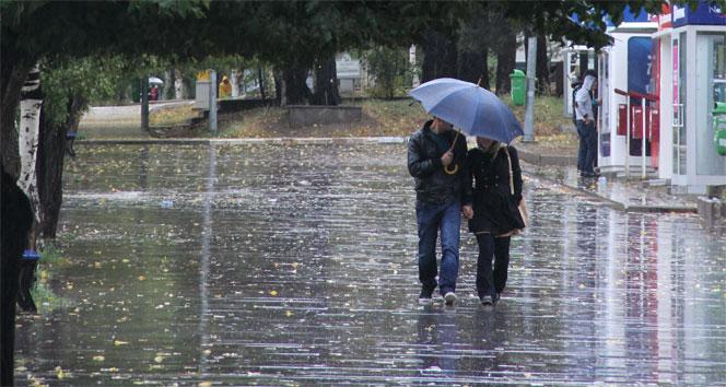 18 Ekim 2016 yurtta hava durumu