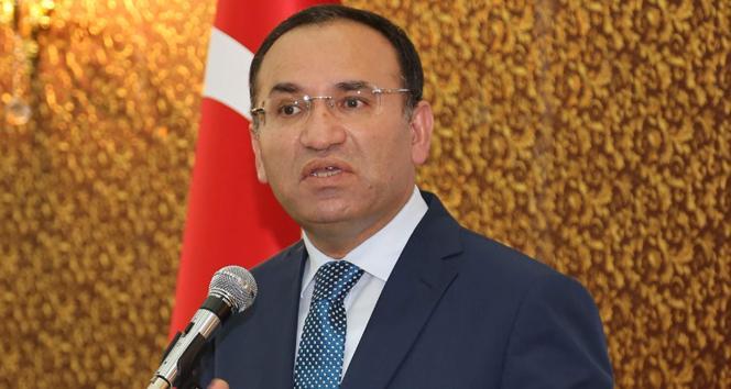 Adalet Bakanı Bekir Bozdağ: FETÖ okulu adliye olacak
