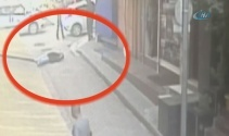 Sokak ortasında kanlı infaz güvenlik kamerasında