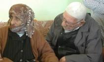 110 ve 103 yaşlarındaki çiftin Erdoğan sevgisi