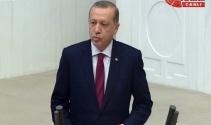 Erdoğan: Her kim 15 Temmuza amasız, lakinsiz darbe diyemiyorsa...