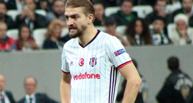 Beşiktaşta Caner Erkin sevinci