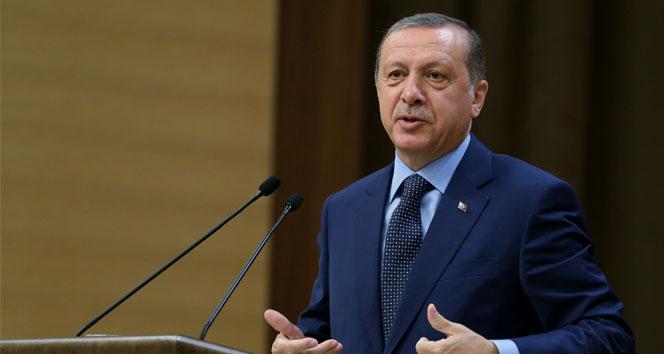 Erdoğandan tarihi konuşma