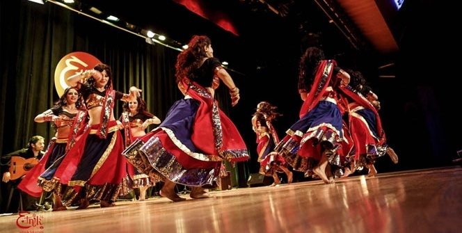 Renklerin ülkesi Hindistan'da 9 günlük festival başladı