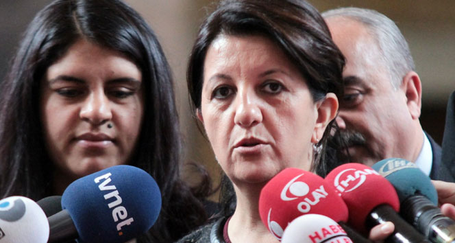 HDP Eş Genel Başkanı Buldan hakkında iddianame hazırlandı