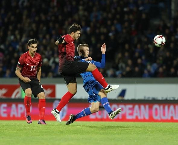 İzlanda-Türkiye geniş maç özeti