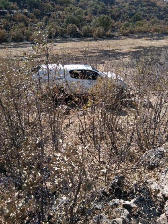 Mardin'de bomba yüklü 2 araç ele geçirildi