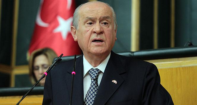 Devlet Bahçeliden flaş açıklama: Cumhurbaşkanı Erdoğan yalnız değildir