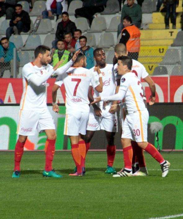 Gençlerbirliği Galatasaray maçı