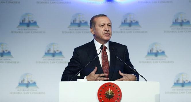 Cumhurbaşkanı Erdoğan: Türkiye hem sahada hem de masada olacak