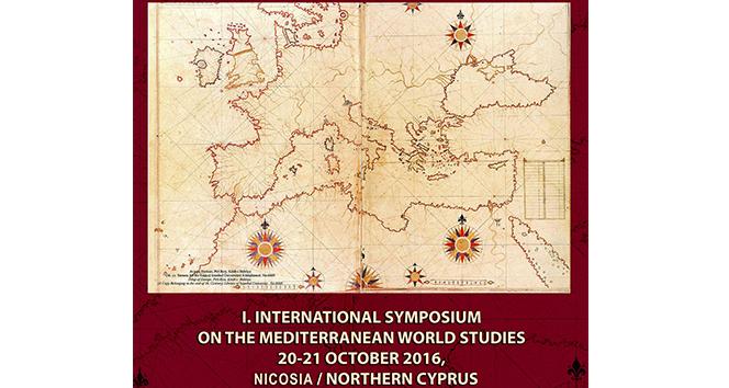 I. Uluslararası Akdeniz Dünyası Araştırmaları Sempozyumu YDÜde