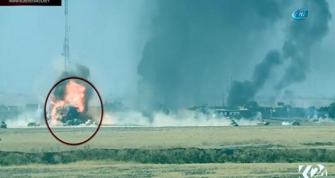 DAEŞten Irak ordusuna bombalı saldırı