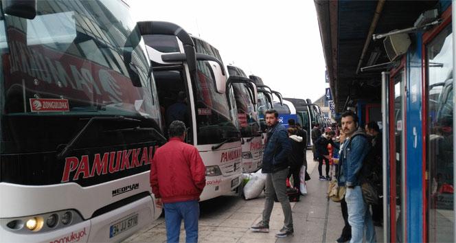 Otobüsçülerden korsan taşımacılık uyarısı