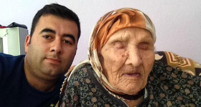 Torunun torunu gören Naciye nine 102 yaşında vefat etti