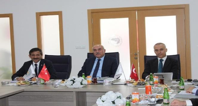 KUZKA, Sinop Valisi Hasan İpek başkanlığında toplandı