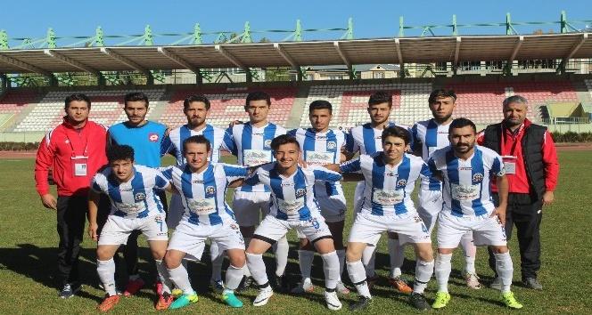 Ağrı Gençlerbirliği Spor, Tutak Sporu 4 golle geçti