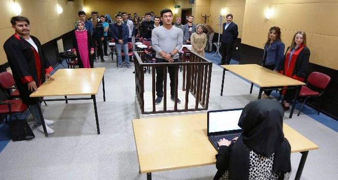Yerköy Adalet Meslek Yüksekokulu, adliyelere ve sosyal güvenlik kurumlarına ara elaman yetiştiriyor