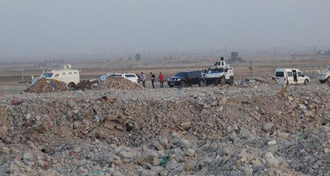 Nusaybinde patlama: 2 ölü