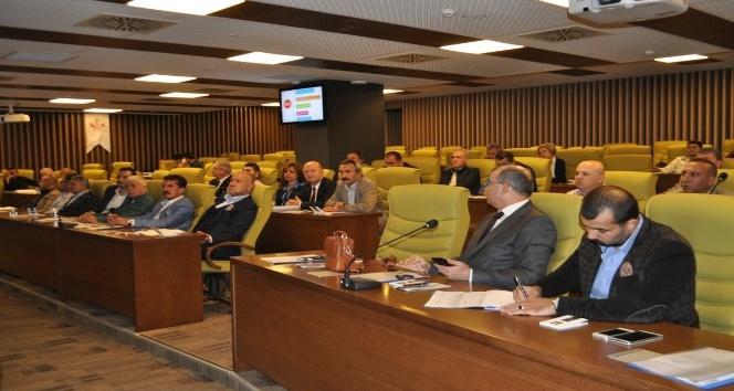 UTSO, Ekim ayı olağan meclis toplantısını gerçekleştirdi