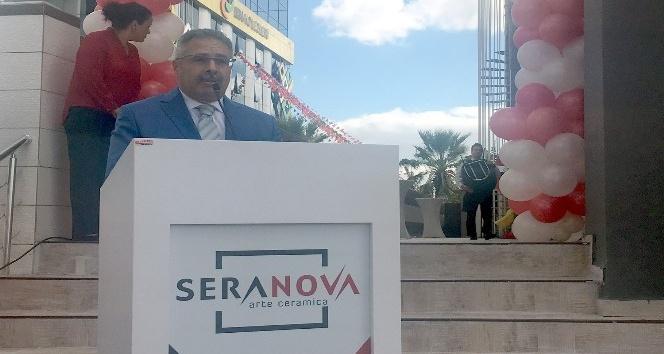 Seranova en büyük mağazasını İstanbul'da açtı