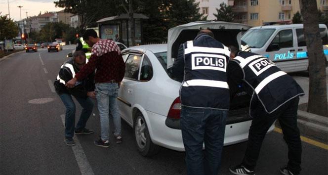 200 polisle asayiş uygulaması