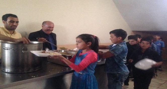 Varto'da yemekler denetlendi