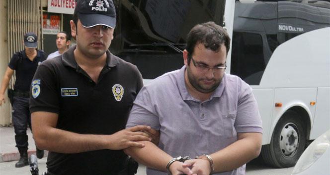 Polisi darp eden 2si kız 5 öğrenci tutuklandı