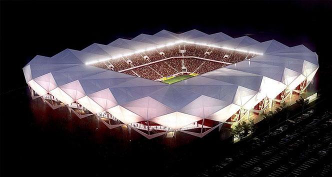 Akyazı Stadyumunun çimleri 29 Ekimde geliyor