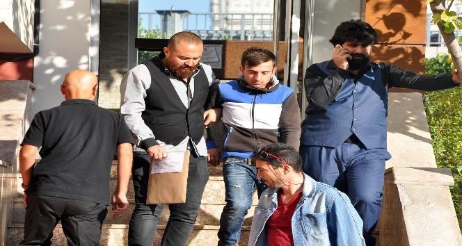 Antalyada PKKya şafak operasyonu: 10 gözaltı