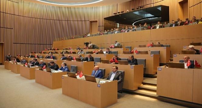Küçükçekmece Belediyesi 2017 bütçesi kabul edildi