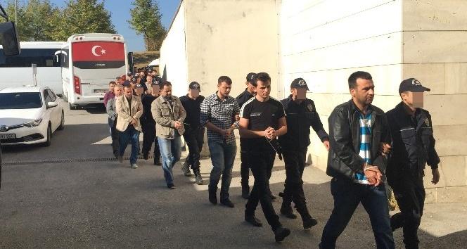 Sakarya'da FETÖ soruşturması: 621 tutuklu, 708 adli kontrol