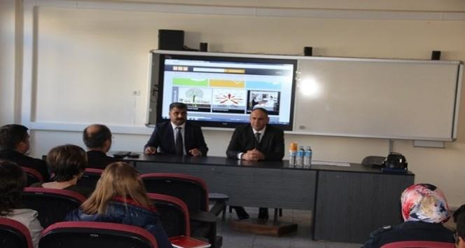 BT formatör öğretmenler toplantısı