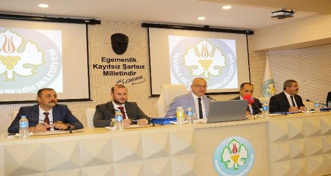 Manisa Büyükşehir Belediyesi Saruhanlı'nın talebini geri çevirmedi