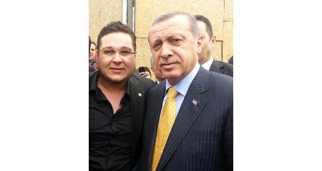 İmamdan Cumhurbaşkanı Erdoğan taklidi